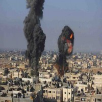 المتحدث العسكري الإسرائيلي يتوعد غزة بحرب أشد من 2014
