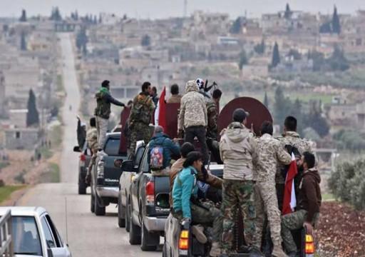 25 قتيلاً حصيلة اشتباكات غير مسبوقة بين فصائل سورية تدعمها أنقرة في عفرين