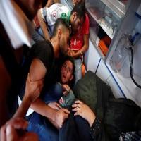 إستشهاد فلسطينيين اثنين في غارة جوية اسرائيلية على خان يونس