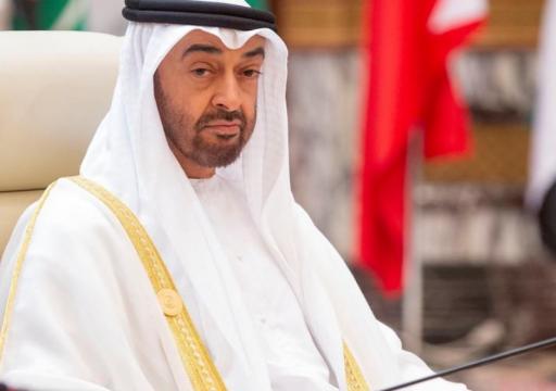 محمد بن زايد يجري اتصالا بمحمد بن سلمان غداة هجوم آرامكو