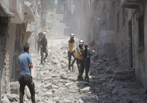 مقتل 13 مدنيًا في غارة روسية على خفض التصعيد بإدلب