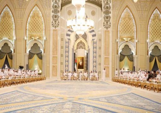 محمد بن راشد  يتبادل التهاني مع حكام الإمارات بمناسبة رمضان