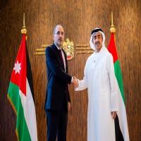 الإمارات والأردن تؤكدان على أهمية تكاتف الجهود لضمان استمرار الأونروا