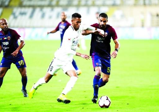 فوز الوحدة والنصر في الجولة السادسة من الدوري