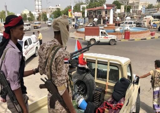 قوات مدعومة إماراتياً تمنع اللواء الأول حماية رئاسية من دخول قصر معاشيق عدن