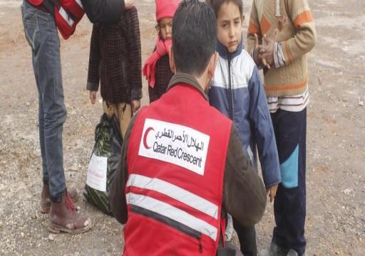 قطر والكويت تقدمان حزمة مشاريع للاجئين السوريين