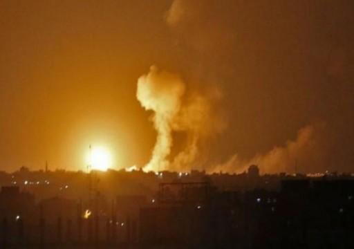 فلسطين.. استشهاد 3 أطفال في قصف إسرائيلي شرق قطاع غزة