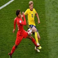إنجلترا تنهي طموح السويد وتبلغ نصف النهائي