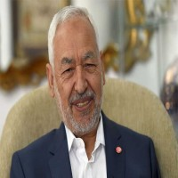 الغنوشي يدعو إلى إطلاق سراح الرئيس المصري السابق محمد مرسي