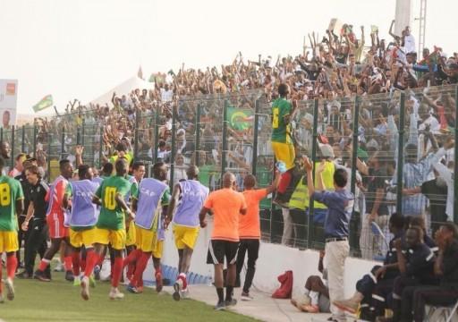 موريتانيا تتأهل إلى أمم إفريقيا للمرة الأولى