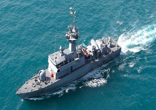 تدريبات دفاعية واسعة بين البحرية القطرية والإيطالية