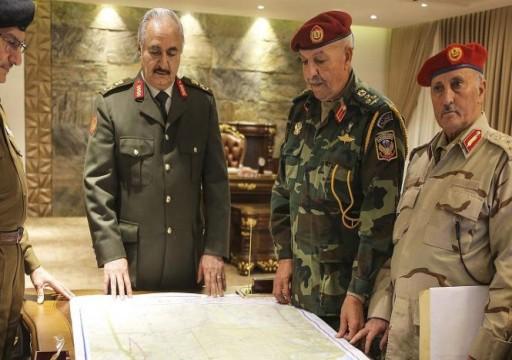 بعد 8 أشهر من الفشل.. حفتر يدعو قواته للتقدم باتجاه قلب طرابلس