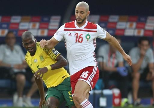 المغرب يتأهل لثمن النهائي الأفريقي