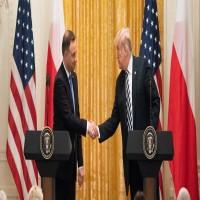 ترامب يطلب 2 مليار دولار مقابل إنشاء قاعدة في بولندا