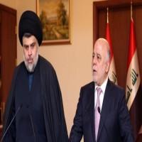 تحالف بين الصدر والعبادي لتشكيل الحكومة العراقية