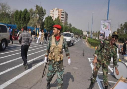 قتلى وجرحى في هجوم على قاعدة لقوات الباسيج في إيران