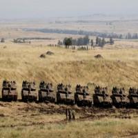 تعزيزات عسكرية إسرائيلية إلى الجولان