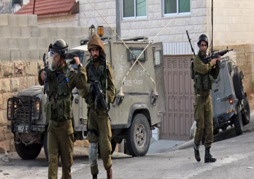 إصابة 18 فلسطينياً بمواجهات مع جيش الاحتلال بنابلس