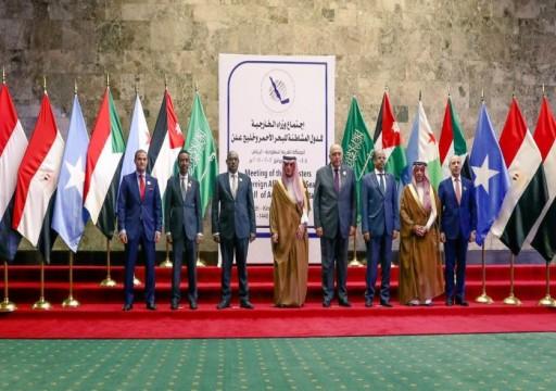 الرياض والقاهرة تتجاوزان أبوظبي وتتجاهلان نفوذها الإقليمي في البحر الأحمر