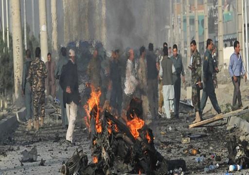 أفغانستان.. مقتل 17 شرطياً وإصابة 11 بغارة جوية عن طريق الخطأ