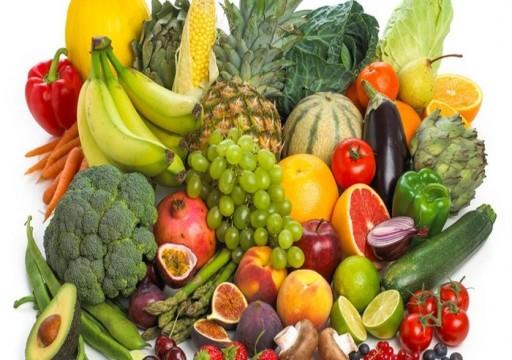 الفاكهة والخضروات تحمي الرجال من تراجع الذاكرة