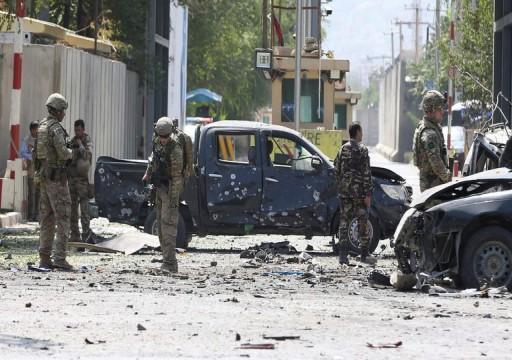 مقتل وإصابة العشرات في هجوم بسيارة مفخخة جنوب أفغانستان