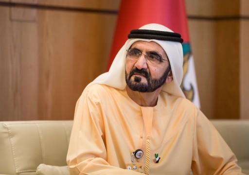 محمد بن راشد يعتمد ميزانية إسكانية في دبي بقيمة 65 مليار درهم