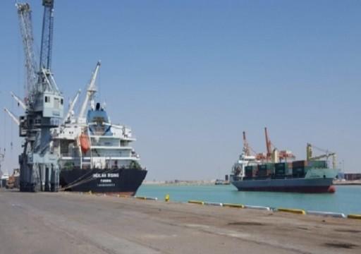 مسؤول عراقي يعلن إعادة فتح ميناء أم قصر واستئناف العمليات
