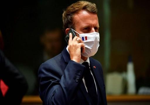 """اختراق هواتف 5 وزراء فرنسيين بينهم مستشار ماكرون ببرنامج """"بيغاسوس"""" الإسرائيلي"""
