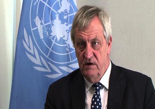 الصومال يعتبر المبعوث الأممي الخاص شخصا غير مرغوب فيه بالبلاد