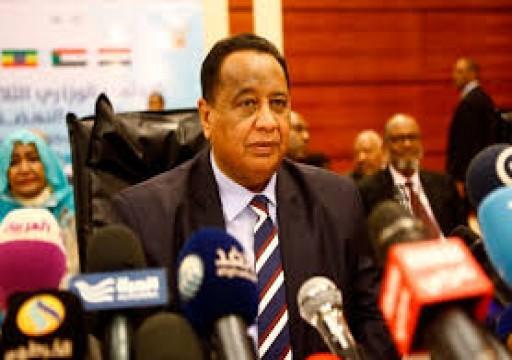 وزير خارجية البشير ينفي قيادة محادثات سابقة مع الاحتلال الإسرائيلي