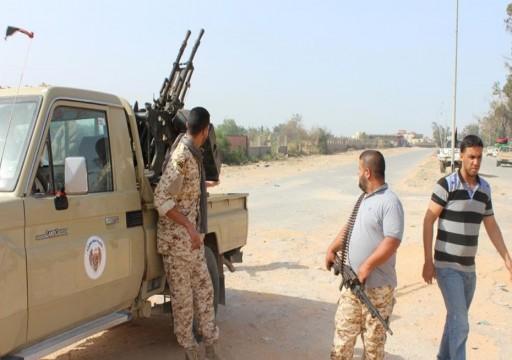 ليبيا.. قوات الوفاق تتعهد بدحر عصابات حفتر والمرتزقة الأجانب