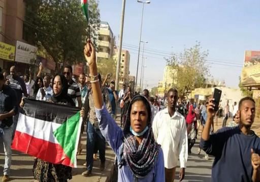 استقالة وزير سوداني محلي تضامنا مع المتظاهرين