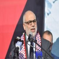 وفاة أمين عام جبهة العمل الإسلامي الأردني عواد الزيود