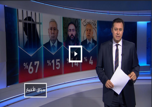 الشهيدة علياء عبد النور تحطم سباق قناة الجزيرة والجمهور يختارها شخصية الأسبوع
