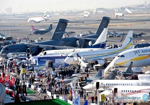 معرض دبي للطيران يسدل الستار على فعالياته بصفقات 54.5 مليار دولار