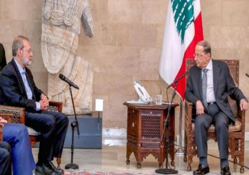 لبنان يستقبل مسؤولا إيرانيا مع تجاهل الخليج لحكومة بيروت