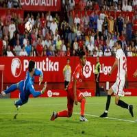 الدوري الإسباني: إشبيلية يتغلب على ريال مدريد بثلاثية