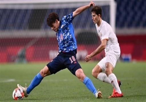إسبانيا تهزم اليابان وتضرب موعدا مع البرازيل في نهائي أولمبياد طوكيو