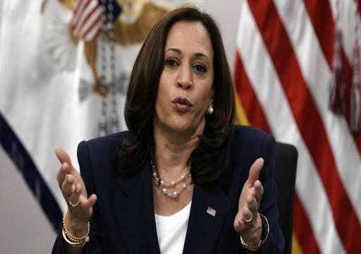 نائبة الرئيس الأمريكي تشكر البحرين والكويت على دورهما بالإجلاء من أفغانستان