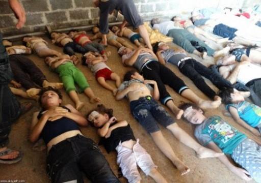 تقرير أممي: أكثر من مليون دليل بشأن جرائم الأسد في سوريا