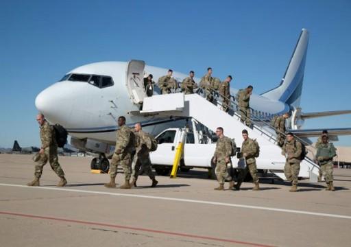 لمنع وصول المهاجرين.. نشر 5 آلاف جندي أميركي قرب الحدود المكسيكية