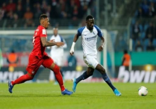 بايرن ميونخ يتأهل لدور الـ16 في كأس ألمانيا على حساب بوخوم