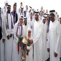 خلال لقائه فريق العين.. محمد بن زايد يؤكد على دعم القطـاع الـرياضي