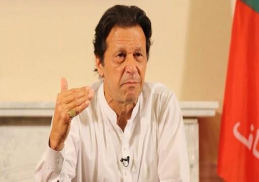 """خان: تحركات الهند بكشمير """"خطأ استراتيجي"""" سيكلفها الكثير"""