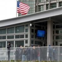الدبلوماسيون الأميركيون المطرودون من روسيا يغادرون موسكو