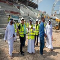 الاتحاد الآسيوي يطمئن على جاهزية الملاعب لنهائيات الإمارات 2019