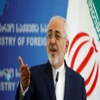 ظريف: واشنطن ترسل ما يزيد عن نصف صادراتها من السلاح إلى منطقتنا