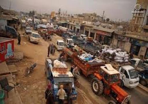 الأمم المتحدة: نحو 700 ألف سوري نزحوا بسبب هجمات الأسد منذ ديسمبر