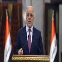 العبادي: العراق لا يتعاطف مع العقوبات على إيران لكن سيلتزم بها